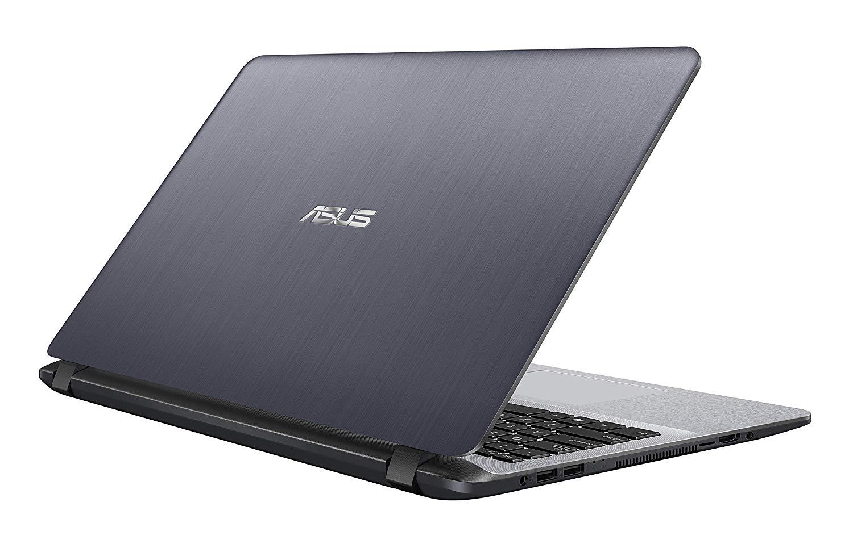 ASUS X507 Core i3-7th Gen Back