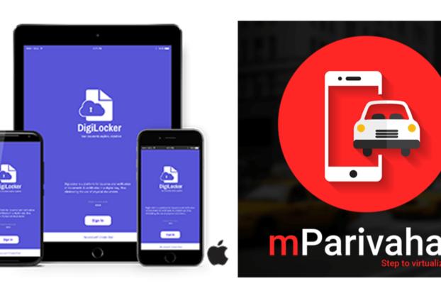 Motorists Can Use DigiLocker Or mParivahan App to Avoid Challans