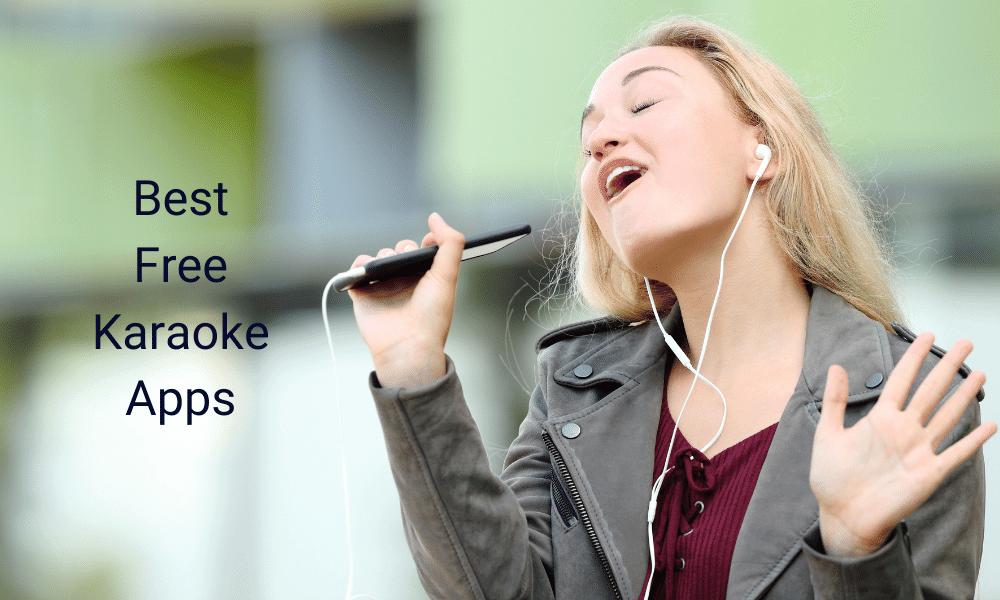 What is the best free Karaoke app